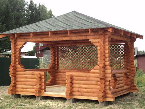 Уютный дом для дома