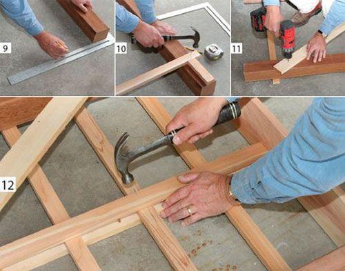 Изготовление реек деревянных своими руками