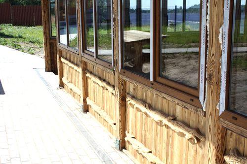 Беседки с окнами: фото подборка - окна пластиковые пвх, мягкие, раздвижные, панорамные в беседке