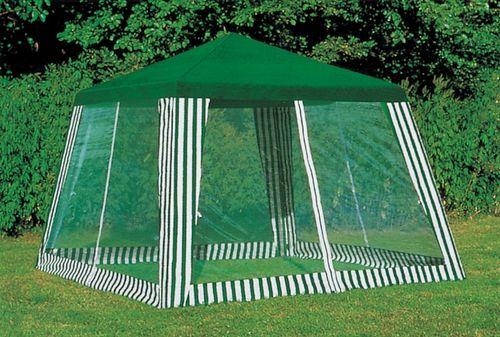 Как выбрать беседку с москитной сеткой: чтобы комары не кусали